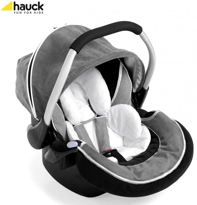 Автокресло Hauck Zero Plus select Black/silver
