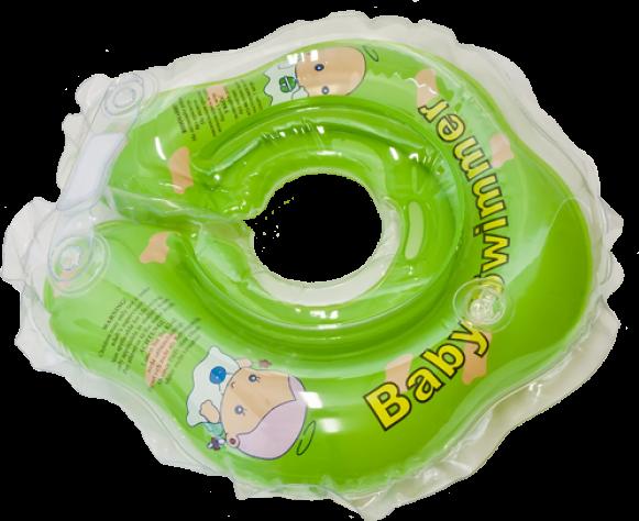 Круг BabySwimmer 3-12 кг полуцветный BS01-O