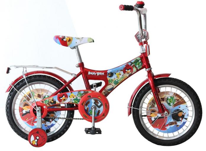 Велосипед Навигатор Angry Birds 16