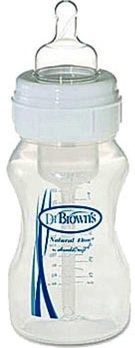 Бутылочка Dr. Brown's с широким горлышком 300мл WB110