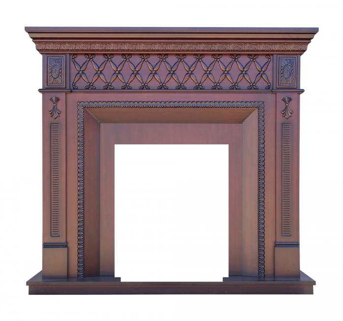 Портал для камина Dimplex Alexandria STD (махагон коричневый антик)