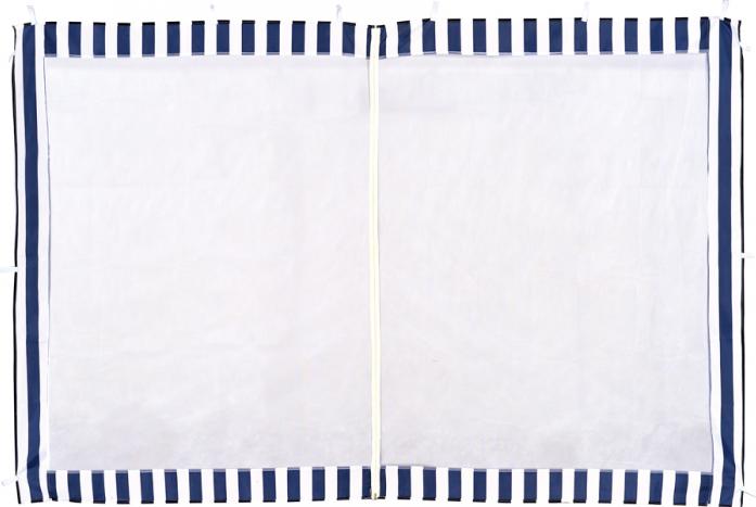 Стенка Green Glade 4140 синяя с москитной сеткой