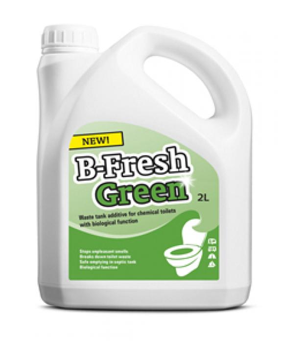 Жидкость для биотуалета Thetford B-Fresh Green 2л