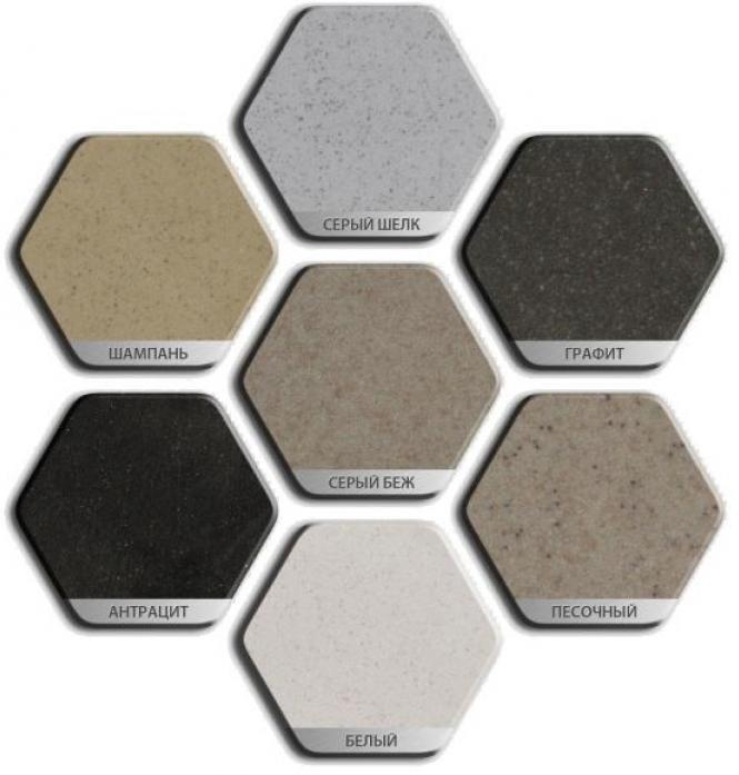 �������� ����� Weissgauff ASCOT 575 granit ����� ����