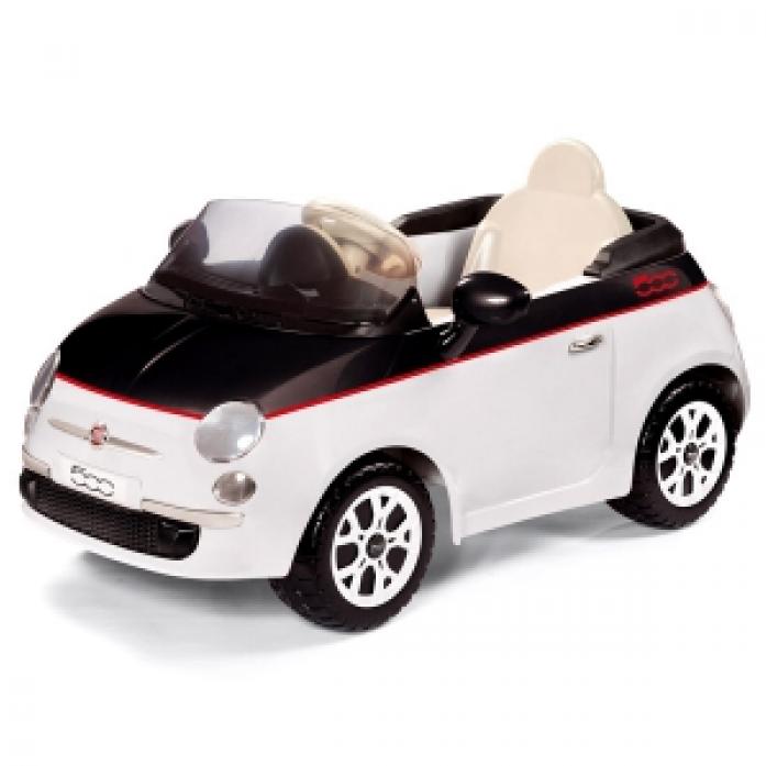 ������������� Peg-Perego FIAT 500 OR0065 White
