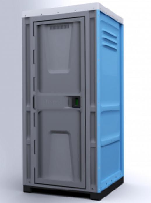 Биотуалет Toypek синяя разобранная