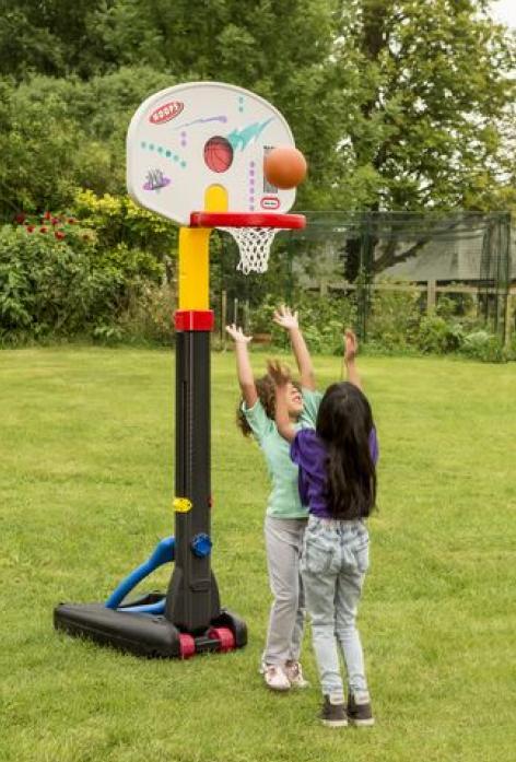 Баскетбольный щит Little Tikes раздвижной 4339