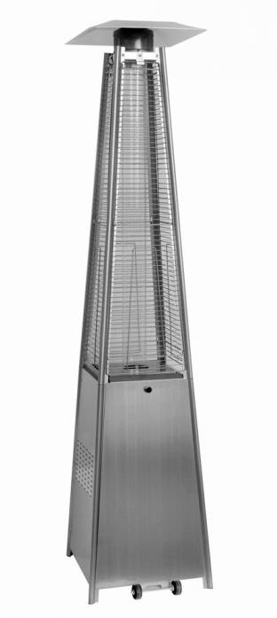 Газовый обогреватель Aesto A-06 (silver)
