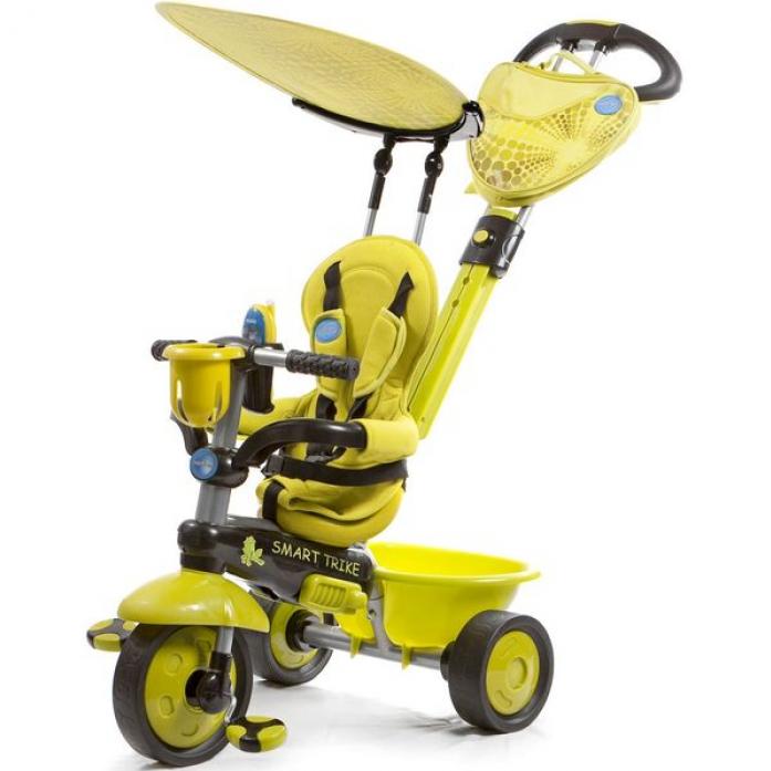 Велосипед Smart Trike 3 в 1 ZOO 1573800 Зеленый