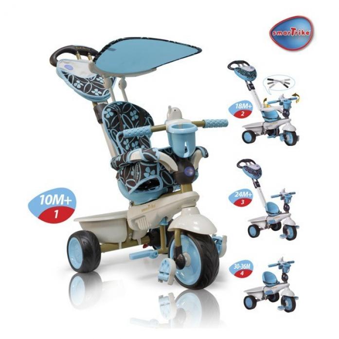 Велосипед Smart Trike Dream Touch Steering 8000900 Голубой