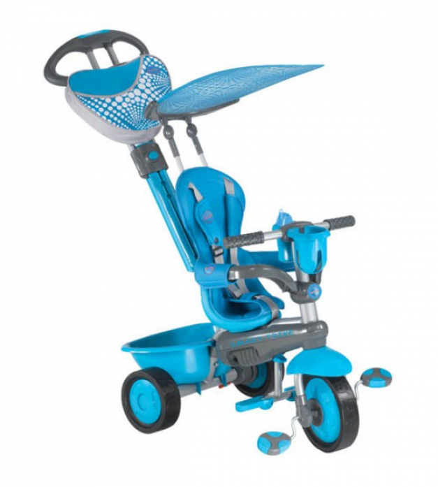 Велосипед Smart Trike Zoo-Collection Dolphin 1573900 Синий
