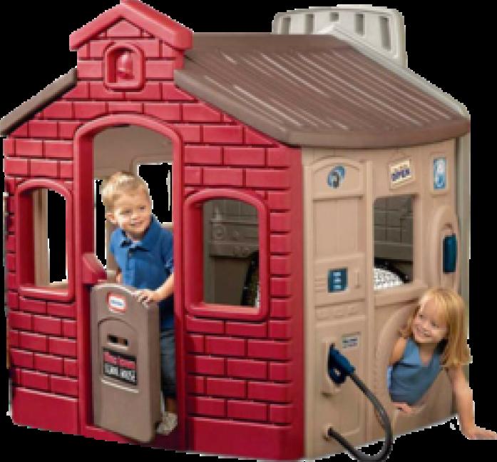 Дом игровой Little Tikes 444D