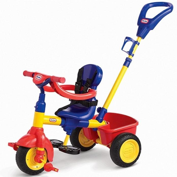 Велосипед Little Tikes 3 в 1 627354 Сине-красный
