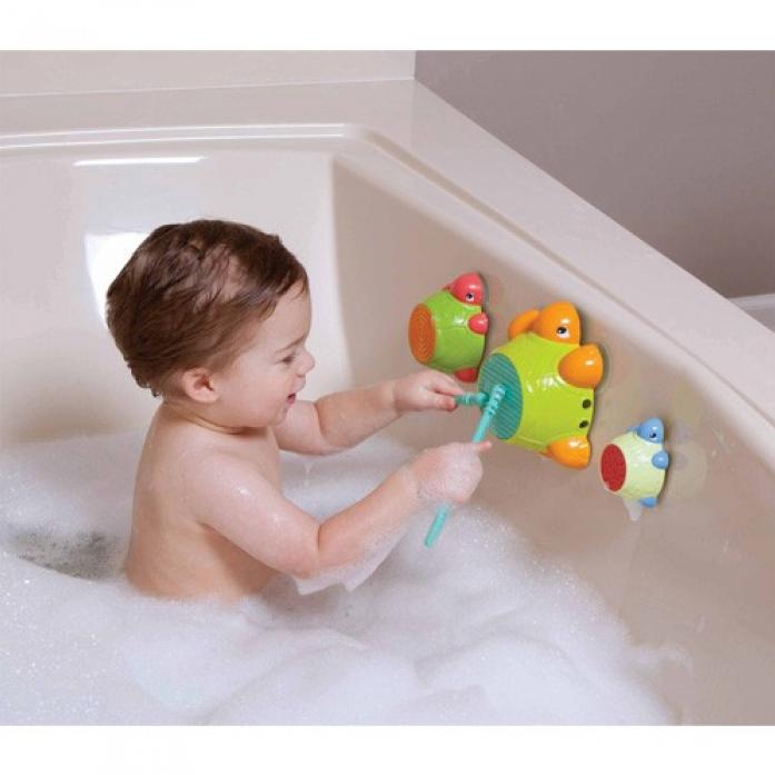 Игрушка для ванной Little Tikes Черепашки-барабаны 632266