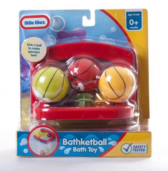 Игрушка для ванной Little Tikes Баскетбол 605987