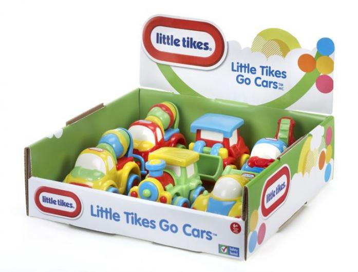 Машинка Little Tikes Мини моторы 635236