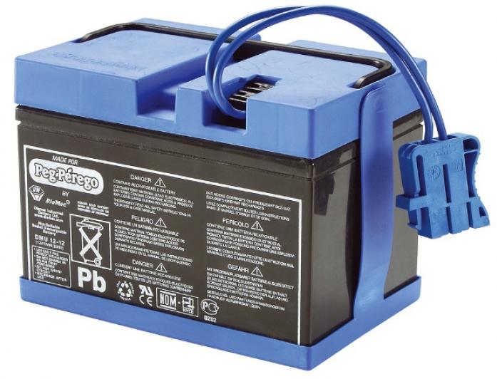 Аккумулятор Peg-Perego 12V 3,3Ah IAKB0023