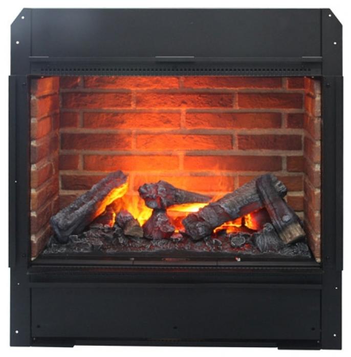 Камин Dimplex Engine 56-600 brick black