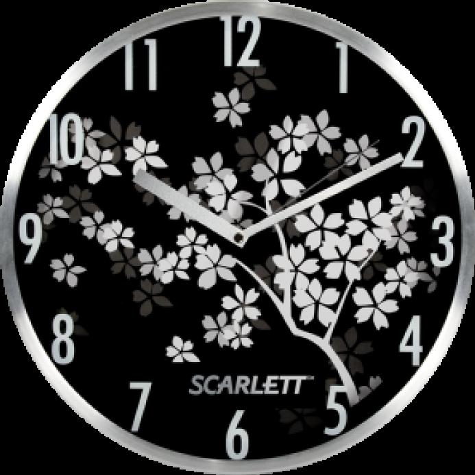 Часы Scarlett SC 33D