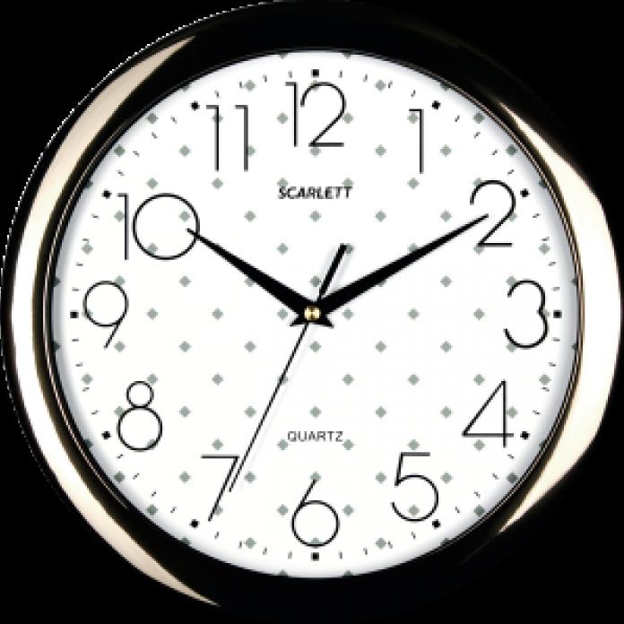 Часы офисные Scarlett SC 45Q
