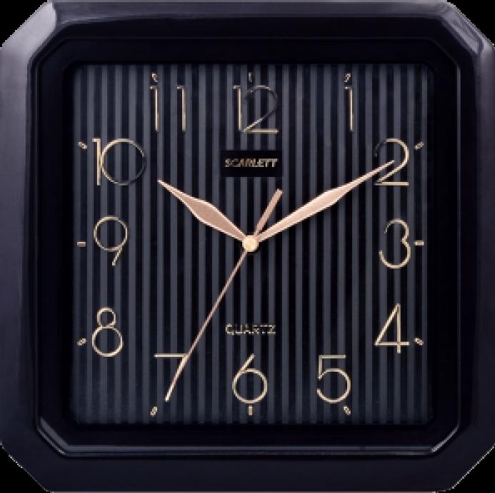 Часы офисные Scarlett SC 52CB