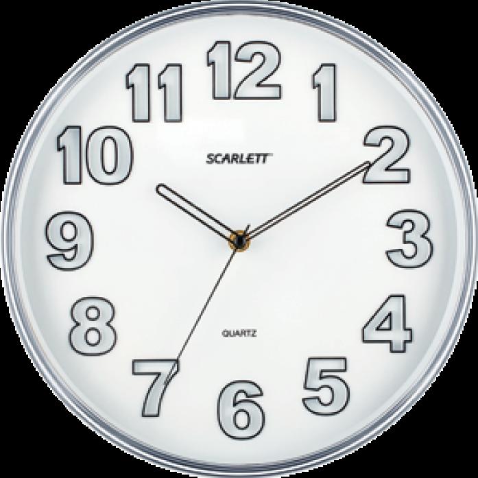 Часы настенные Scarlett SC 55K