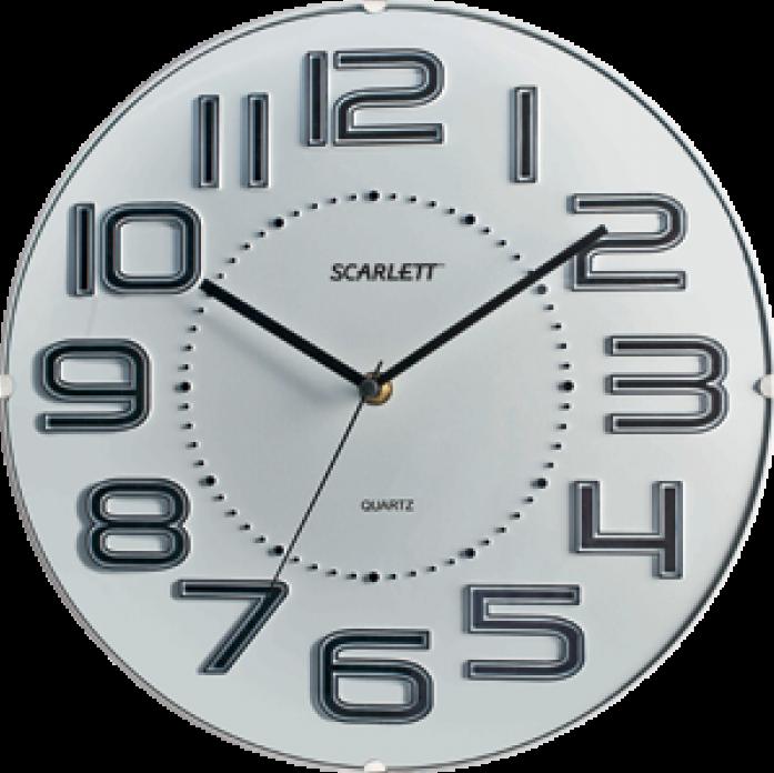 Часы настенные Scarlett SC 55O