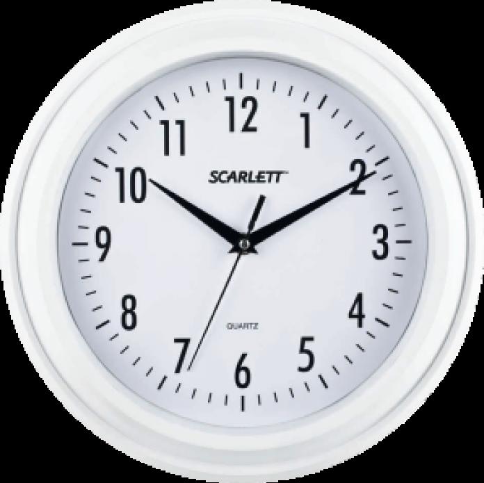 Часы настенные Scarlett SC 55QG