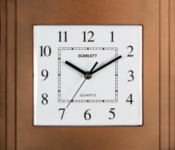 Часы настенные Scarlett SC 55QP