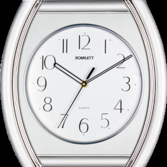 Часы настенные Scarlett SC 55QU