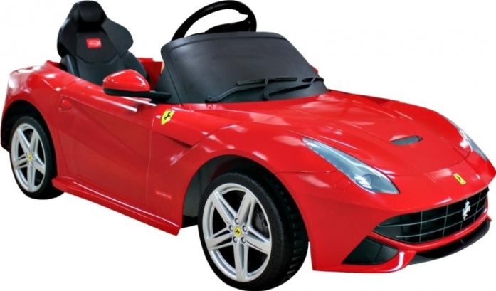 Электромобиль Rastar Ferrari F12 81900 Red