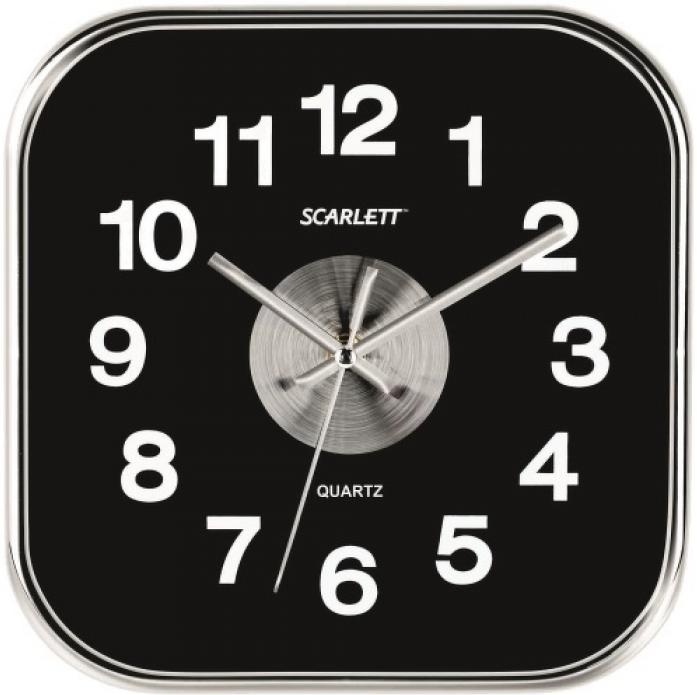 Часы настенные Scarlett SC-WC1005O