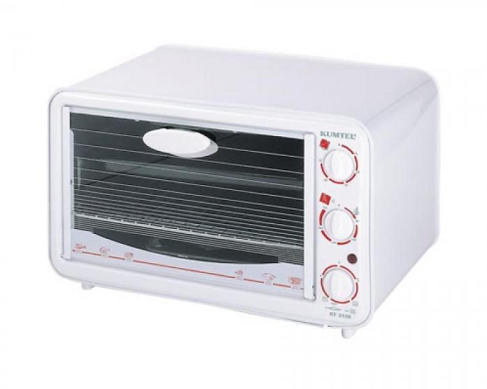 Мини-печь Кумтел KF 3100 белый