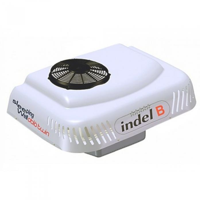 Мобильный кондиционер Indel B OBLO RESTYLING 24V TWIN (без установочного комплекта)