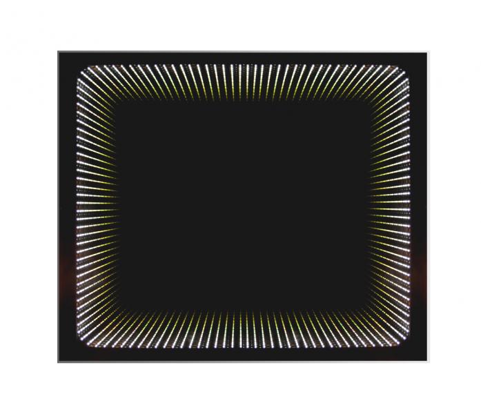 Зеркало интерьерное Lustro Wenecja 800x750