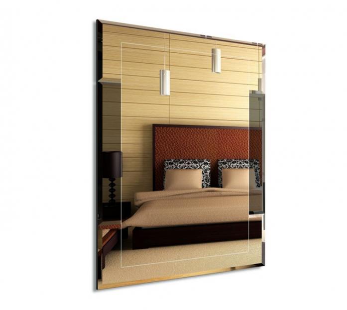 Зеркало интерьерное Lustro Velvet IV