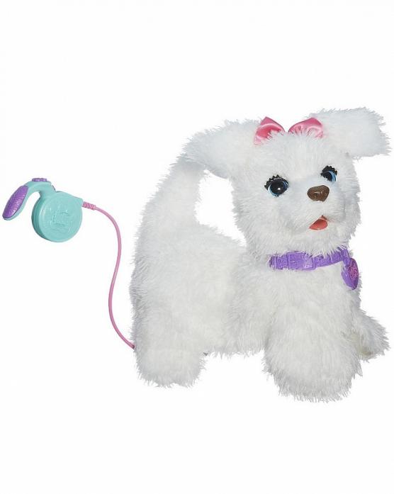Игрушка интерактивная Hasbro щенок ГоГо A7274E24