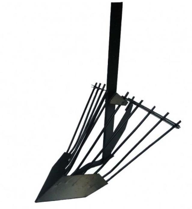 Картофелекопатель КАДВИ ТИП 2 (усиленный) арт. 010702