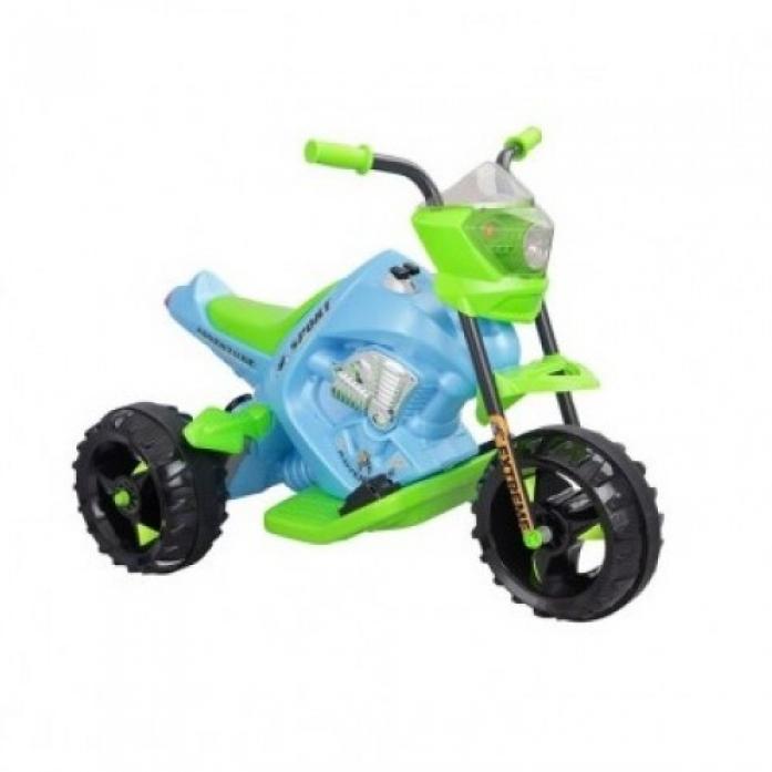 Мотоцикл Pilsan 6V Adventure Motor 0521