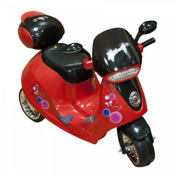 Мотоцикл Shine Ring 6V SR8818 Red