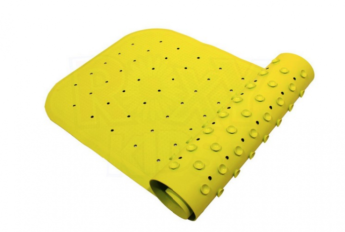 Антискользящий резиновый коврик Roxy-kids для ванны BM-34576