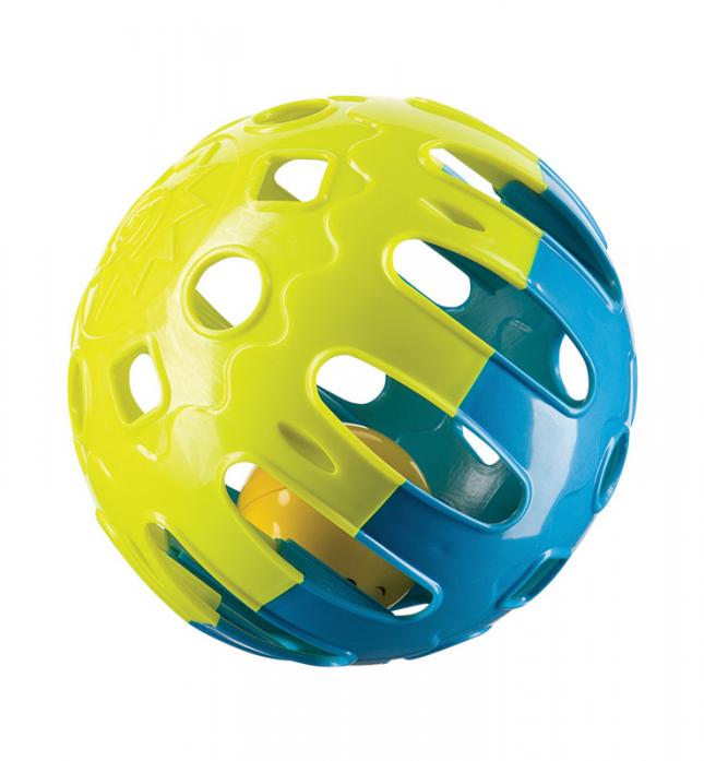 Погремушка Happy Baby JNGLE BALL 330062