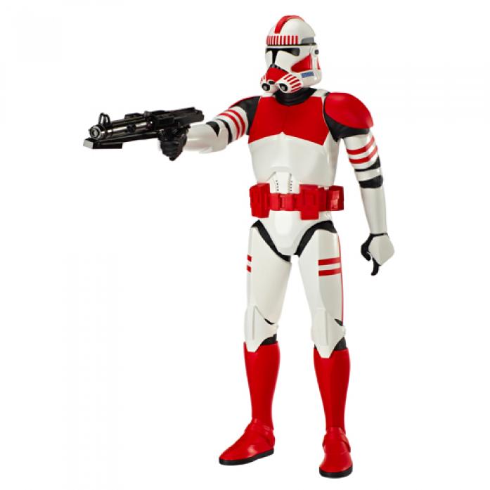 Фигура Big Figures Звездные Войны Шок Клон 79 см 65219