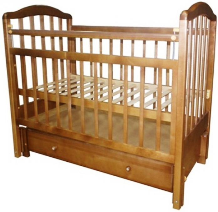 Кровать Ивашка Мой малыш 10 светлый
