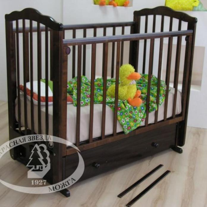 Кровать Можга С-669 Элина шоколад