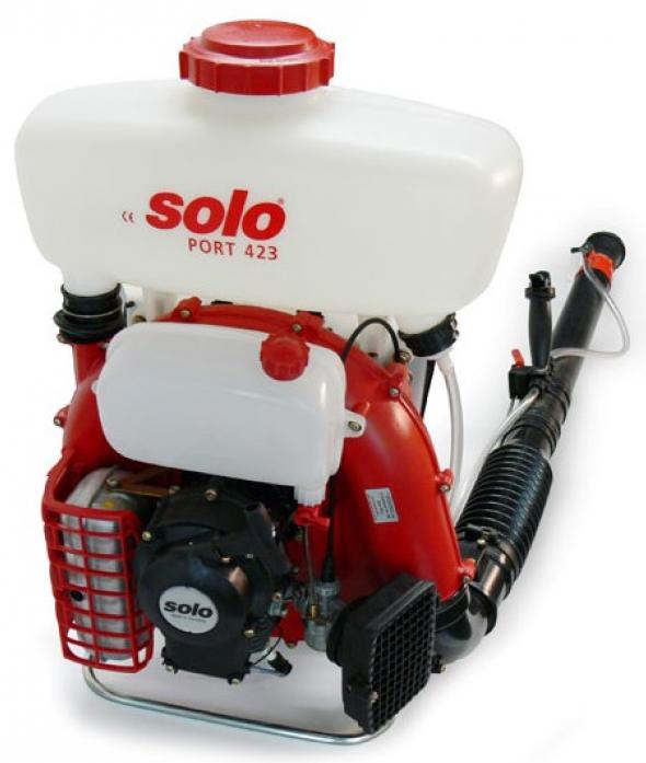 Мотораспылитель ранцевый Solo 423 port