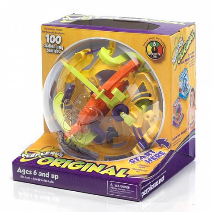 Головоломка Spin Master Perplexus Original, 100 барьеров 34175