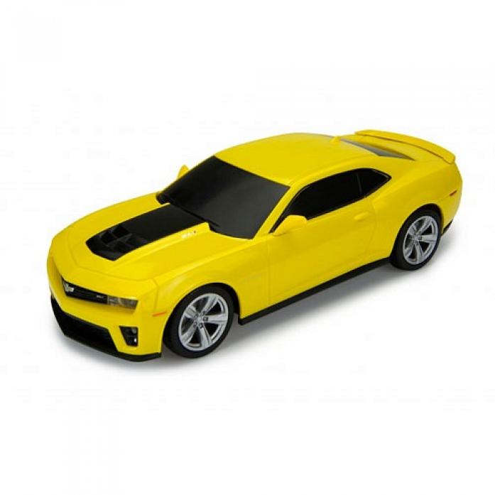Машина Welly р/у 1: 24 Chevrolet Camaro ZL1 84017