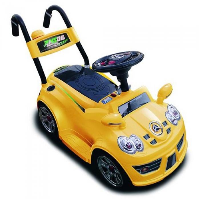 Электромобиль JIAJIA 6V B21 р/у Yellow