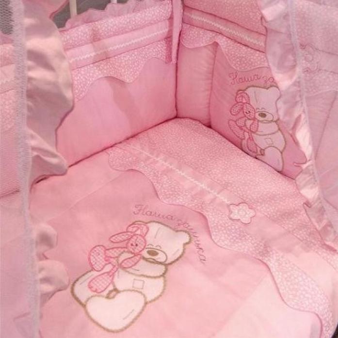 Комплект постельного белья Золотой Гусь Сабина 1416